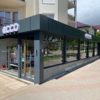 ECCO ha aperto un negozio pop-up a Gelendzhik