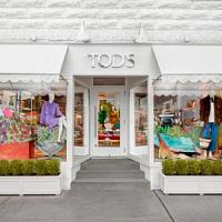 Tod's ha aperto un pop-up store nell'American East Hampton