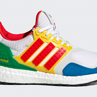 Adidas x Lego has released a new collection of Ultraboost DNA sneakers for adults and kids