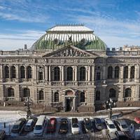 El departamento de tecnologías industriales y gestión en la industria de la moda se abrió en San Petersburgo.