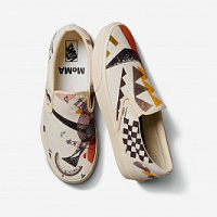 Vans unveils collaboration with MoMA in New York