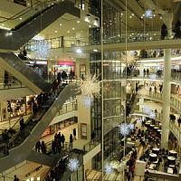 Der Leerstand in den Einkaufszentren von St. Petersburg hat im zweiten Quartal leicht zugenommen