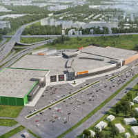 Nel 2020, il numero di aperture di centri commerciali nella Federazione Russa è diminuito di tre volte