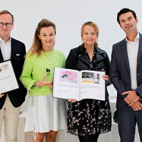 TAMARIS RECOGNIZED WITH THE GERMAN BRAND AWARD - 2020