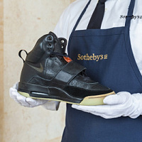Sotheby's will exhibit sneakers for a million dollars - from Kanye West