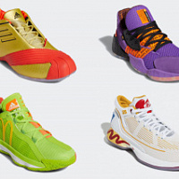 Adidas released sneakers in collaboration with McDonalds
