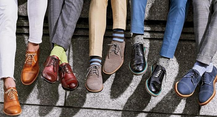 Gamma calzature uomo per l'autunno-inverno 2021/22