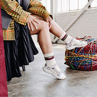 Teva has released a collaboration with socks brand Stance