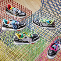 Louis Vuitton lancia un pop-up per supportare le rare sneakers di Virgil Abloh