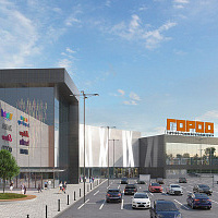 "A new shopping center ""Kosino City"" will open in Moscow"