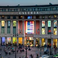 In St. Petersburg wurden Einkaufszentren eröffnet
