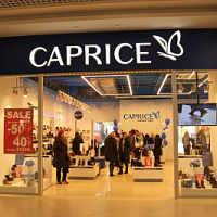 New Caprice store opens in Belarus in Grodno