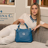 Italian bags MARINA CREAZIONI at Euro Shoes