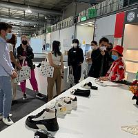 MICAM ha incluso uno spazio separato per i marchi cinesi nell'esposizione
