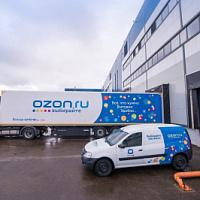 Lo spazio del magazzino di Ozon triplicherà entro il 2023