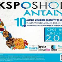 La decima mostra Ekspohoes Antalya ha iniziato a lavorare oggi il 10 giugno