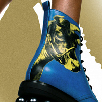 Nicholas Kirkwood released an original shoe collection for the beginning of the Year of the Ox