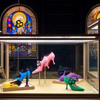 Paris hosts Christian Louboutin: L'Exhibition [niste]