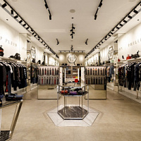 Philipp Plein boutique opens at The Outlet Moscow