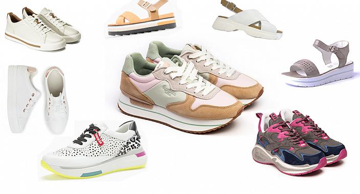 10 popular shoe models of the spring-summer'20 season